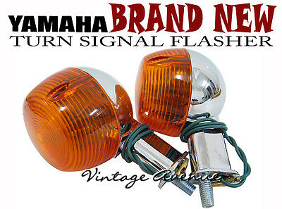 YAMAHA AT1 AT2 AT3 CT1 CT2 CT3 HT1 *REAR* TURN SIGNAL FLASHER LAMP 1PAIR 6V [C]