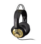 AKG K 121 Studio Headband Headphones - Black/Gold