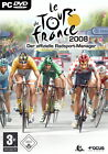 Le Tour de France 2008 - Der offizielle Radsport Manager (PC, 2008, DVD-Box)