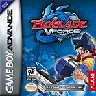 Beyblade: V-Force - Ultimate Blader Jam (Nintendo Game Boy Advance, 2003)