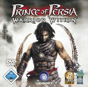 Prince Of Persia: Warrior Within (PC, 2006, Jewelcase)