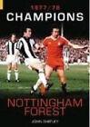 Nottingham Forest von John Shipley (2004, Taschenbuch)