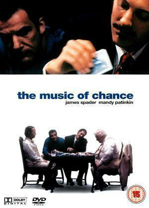 Music Of Chance - DVD - BRAND NEW SEALED