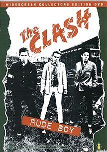 Rude Boy (DVD, 2004) The Clash Tour 1978 - FREE POST