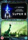 Cloverfield / Super 8 (DVD, 2012, 2-Disc Set, Box-set)