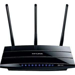 Brillant Tp-link Archer C7 1750 Mbps 10/100/1000 Wireless Ac Router-afficher Le Titre D'origine