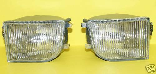 95 96 97 VW Passat B4 Bumper Turn Signal Lights SET!
