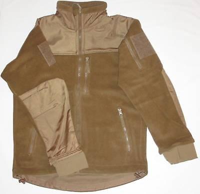 Condor 601 ALPHA Microfleece Jacket Micro Fleece OD Black Coyote PCU Coat