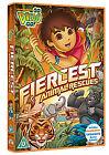 Go Diego Go - Fiercest Animal Rescue (DVD, 2011)