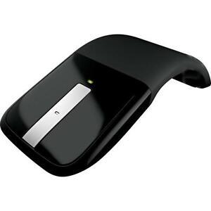 Microsoft-RVF-00052-Arc-Touch-Wireless-Mouse-RF-Black-Portable-Folds-Flat