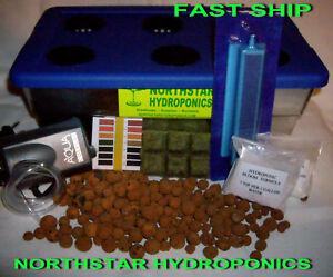 6-SITE-HYDROPONIC-GROW-SYSTEM-KIT-W-NUTRIENTS-amp-Ph-test