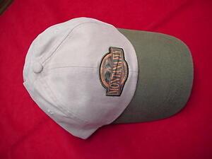 Montana Fly Company Logo Cap Cotton Adjustable GREAT NEW