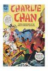 Charlie Chan #1 (Oct-Dec 1965, Dell)