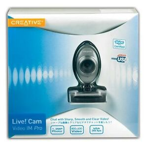 Creative Live! Cam Video Chat Drivers Windows 7