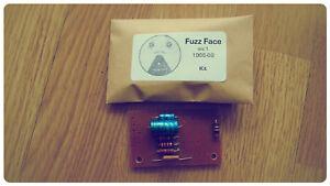 vintage fuzz face circuit board clone kit. Black Bedroom Furniture Sets. Home Design Ideas
