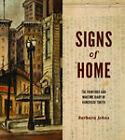 Signs of Home: The Paintings and Wartime Diary of Kamekichi Tokita by Barbara Johns (Hardback, 2011)