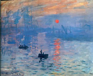 Impression-Sunrise-by-Claude-Monet-20-x26-Art-on-Canvas
