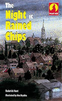 Wolf Hill: Level 1: The Night It Rained Chips: Night It Rained Chips Level 1, Br