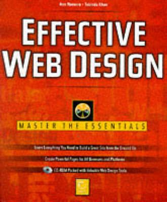 (Good)-Effective Web Design (Master All the Essentials) (Paperback)-Navarro, A-0