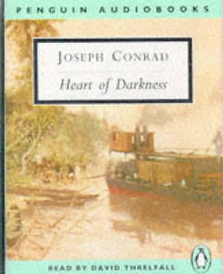 Heart Of Darkness By Joseph Conrad Audio Cassette 1994 For Sale