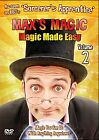 Max's Magic Vol.2 - The Funny And Fantastic (DVD, 2010)
