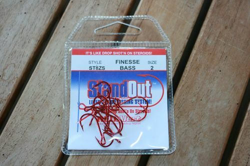 Stand Out Hook Red Alert StandOut Finesse Bass