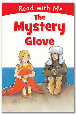 """AS NEW"" Page, Nick, The Mystery Glove (Read with Me), Hardcover Book"