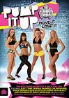 Pump It Up - Move It, Lose It (DVD, 2011)