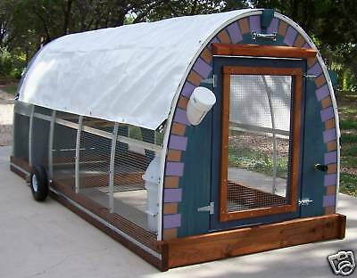Chicken Coop  Plans GET THEM ALL for Mobile Stagecoach
