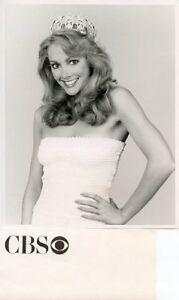 KIM-SEELBREDE-BUSTY-MISS-USA-ORIGINAL-1982-CBS-TV-PHOTO