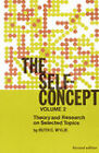 The Self-Concept: Revised Edition, Volume 2, Theory and Research on Selected Topics by Ruth C. Wylie (Hardback, 1979)