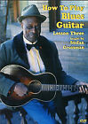 How To Play Blues Guitar Lesson 3 (DVD, 2006)