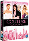 Couture Collection - 27 Dresses/The Devil Wears Prada/In Her Shoes (DVD, 2008, 3-Disc Set, Box Set)