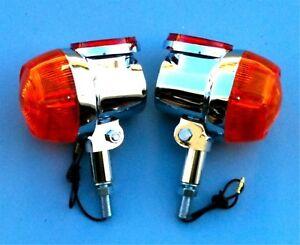 SUZUKI-GT380-GT550-GT750-TURN-SIGNALS-PAIR-FRONT