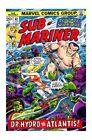 Sub-Mariner #62 (Jun 1973, Marvel)
