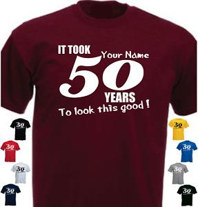 IT-TOOK-50-YEARS-Birthday-Gift-Name-t-shirt-s-xxl