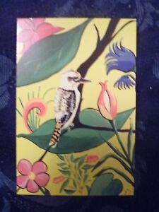 POSTCARD-KOOKABURRA-ARTISTIC-NEW-MINT-2011