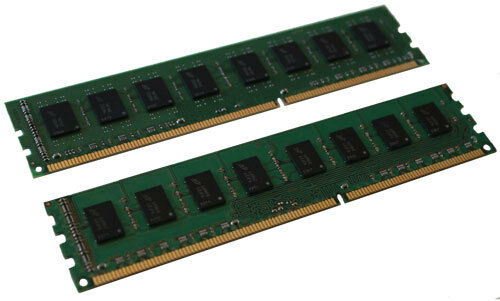 8GB 2x4GB RAM 4 HP/Compaq ProLiant DL320 G6 DDR3-10600