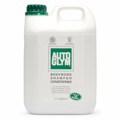 Autoglym Bodywork Shampoo Conditioner 2.5L Litre Car Cleaning Valeting Car Care
