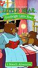 Little Bear - Goodnight Little Bear (VHS, 1998)