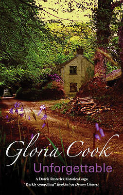 Cook, Gloria, Unforgettable, Very Good Book