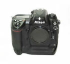 Nikon D D2H 4.1MP Digital SLR Camera - Black (Body Only)