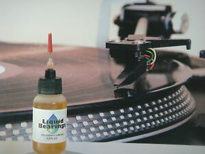 Liquid Bearings, THE BEST 100%-synthetic turntable oil for Luxman, READ THIS!!