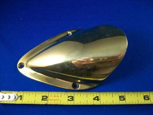 Polished brass Boat vent