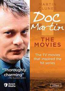 Doc Martin The Movies Dvd 2017 2 Disc Set