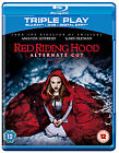 Red Riding Hood (Blu-ray and DVD Combo, 2011, 2-Disc Set)