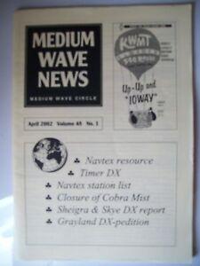 Medium-Wave-News-Magazine-10-issues-volume-48-complete