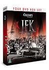 JFK Conspiracies - Collection (DVD, 2011, 4-Disc Set, Box Set)