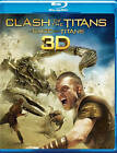 Clash of the Titans (Blu-ray/DVD, 2010, 3-Disc Set, Canadian Includes Digital Copy 3D)