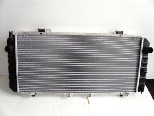 NEW RADIATOR Aluminium Core Toyota MR2 mk2 SW20 UK & Import AUTOMATIC 1989-1999